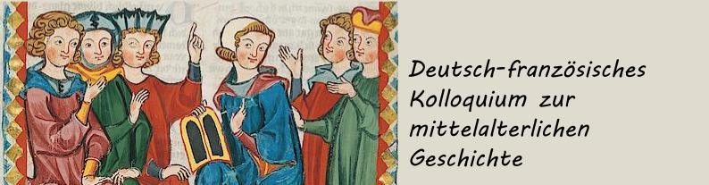 Séminaire franco-allemand d'histoire médiévale